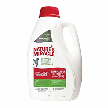 Nature\'s Miracle Pet Stain & Odour Remover