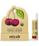 noyah Organic Cherry Lip Balm