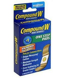 Compound W Wart Remover Pads