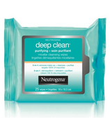 Neutrogena Deep Clean Purifying Micellar Cleansing Wipes