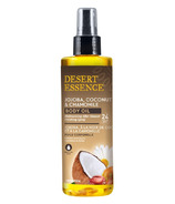 Desert Essence Jojoba Coconut & Chamomile Body Oil Spray