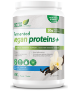 Genuine Health Fermented Vegan Proteins+ Natural Vanilla Large Pack