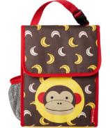 Skip Hop Zoo Lunch Bag Monkey