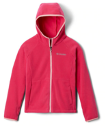 Columbia Fast Trek 2 Full-Zip Fleece Hoodie Cactus Pink 6M-18M