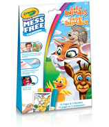 Crayola Colour Wonder Mess Free On the Go Pack Forest Friends