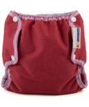 Mother ease Air Flow Diaper Cover Cranberry
