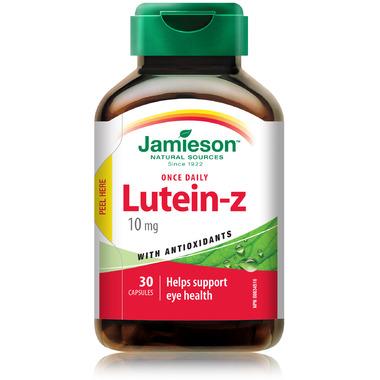 Jamieson Lutein Z with Antioxidants