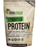 IronVegan Sprouted Protein Natural Chocolate