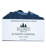 Wilderness Soap Co. Activated Charcoal Soap
