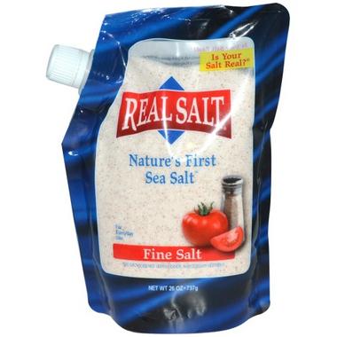 Redmond Real Salt Fine Salt