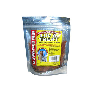 Masters Best Friend All Natural Chicken Jerky