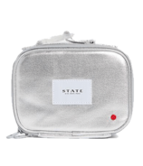 STATE Ryder Snack Pack Metallic Silver