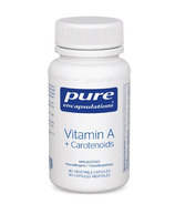 Pure Encapsulations Vitamin A + Carotenoids