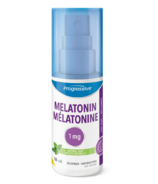 Progressive 1 mg Melatonin Spray