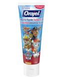 Orajel Paw Patrol Anticavity Flouride Toothpaste