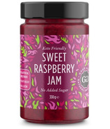 Good Good Keto Friendly Sweet Raspberry Jam