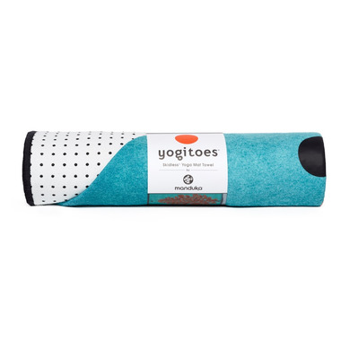 Manduka Yogitoes Skidless Towel Vitality 2.0