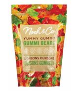Nosh & Co. Yummy Gummy Gummi Bears
