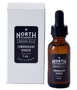 North Standard Trading Post Beard Oil Lemongrass Ginger