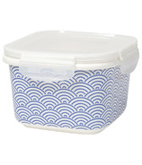 Now Designs Snack and Serve Container Large Waves