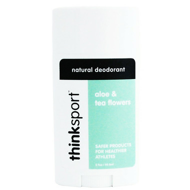 Thinksport Natural Deodorant Aloe & Tea Flowers