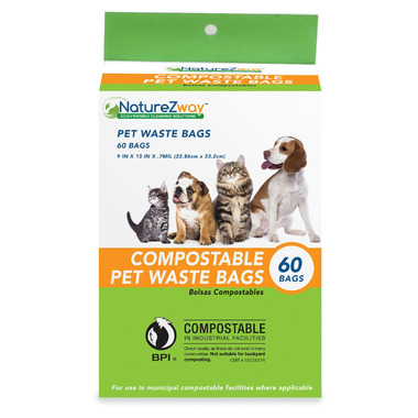 NatureZway Compostable Pet Waste Bags