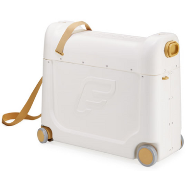 JetKids by Stokke BedBox White and Gold