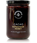 Beekeeper's Naturals Cacao Superfood Honey