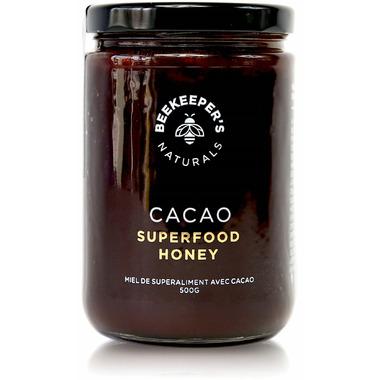Beekeeper\'s Naturals Cacao Superfood Honey