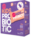 Welo Kids Probiotic Bars Mixed Berry