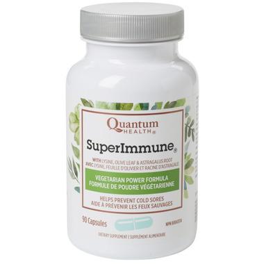 Quantum Super Immune
