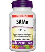 Webber Naturals SAMe Enteric Coated Tablets