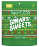 SmartSweets Holiday Sour Gummies