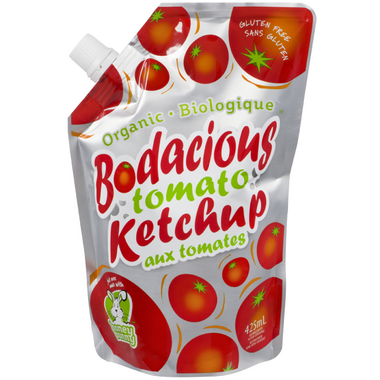 Honey Bunny Organic Bodacious Tomato Ketchup