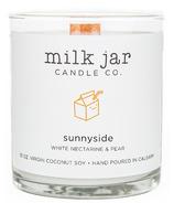 Milk Jar Candle Co. Sunnyside Candle
