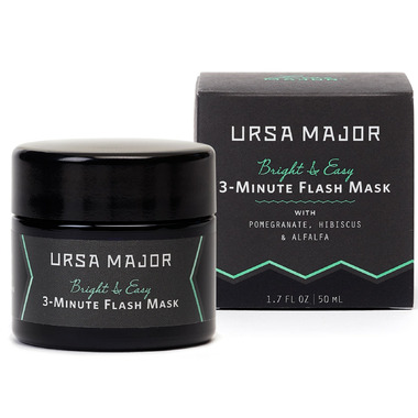 Ursa Major Bright and Easy 3-Minute Flash Mask