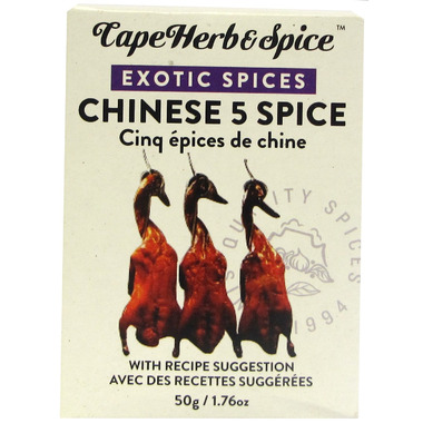 Cape Herb & Spice Exotic Spices Chinese 5-Spice