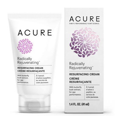 Acure Radically Rejuvenating Resurfacing Cream