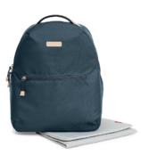 Skip Hop Go Envi Eco-Friendly Diaper Backpack Grey Blue
