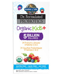 Garden of Life Dr. Formulated Probiotics Organic Kids Berry Cherry