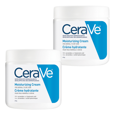 CeraVe Moisturizing Cream Value Bundle