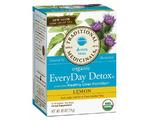 Detox Teas & Juices