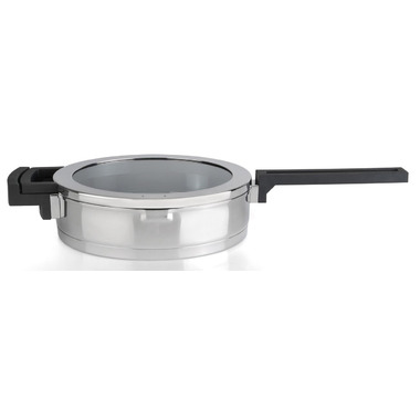 BergHOFF Neo 10 Inch Covered Deep Skillet 2.5 Quart