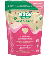 Baby Gourmet Strawberry Spinach Hearty Bowls