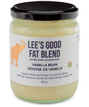 Lee's Ghee Good Fat Blend Vanilla Bean