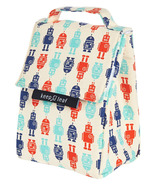 Keep Leaf Organic Cotton Lunch Bag Robot