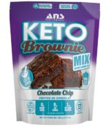 ANS Performance KETO Brownie Mix