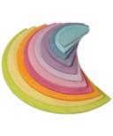 Grimm's Large Pastel Semicircles