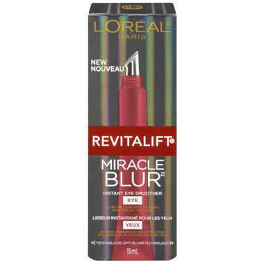 L\'Oreal Revitalift Miracle Blur Instant Eye Smoother