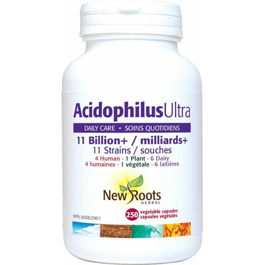New Roots Herbal Acidophilus Ultra